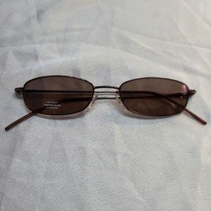 Giorgio Armani sunglasses for narrow faces